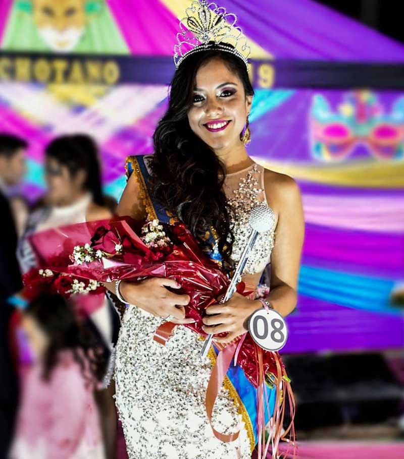 [Fotos] Miss Carnaval Chotano 2019