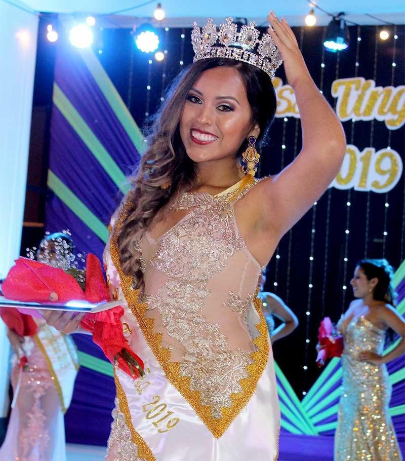 [Fotos] Miss Tinguiña 2019