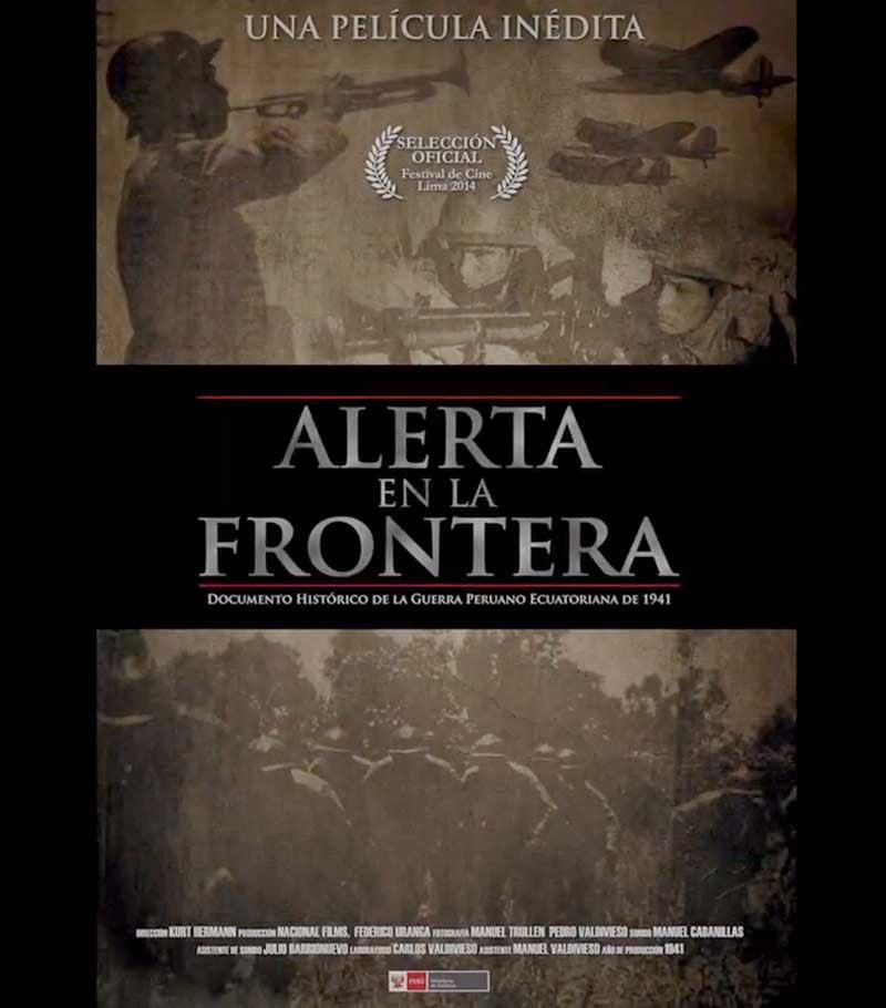 Documental sobre guerra peruana-ecuatoriana de 1941 es declarado Patrimonio Cultural