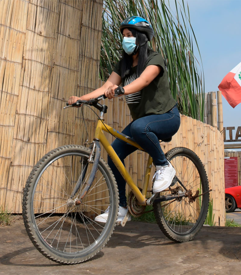 Pantanos de Villa dará 50% de descuento en la entrada si llegan en bicicleta