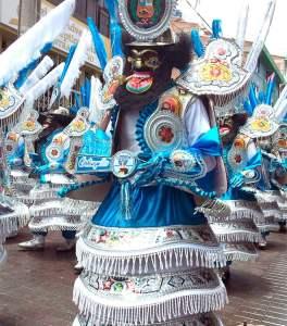 Declaran Patrimonio Cultural a la Danza Morenada, Rey Moreno y Rey Caporal de Puno