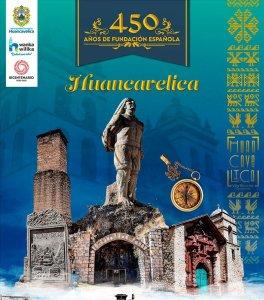 Programa del 450 aniversario de fundación de Huancavelica