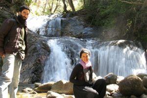 Cascada de los Duendes en Bariloche
