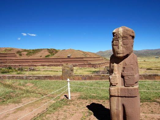 Tiahuanaco bolivia