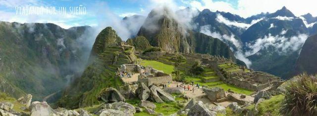 Como ir a Machu Picchu Viajando por un sueño