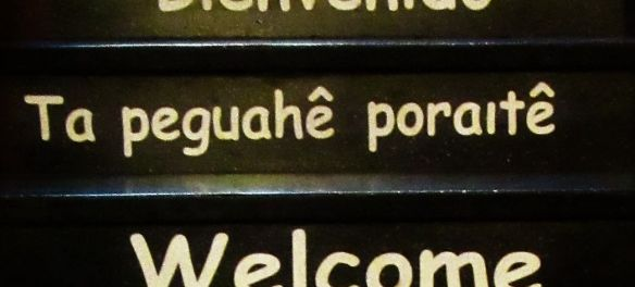 Paraguay por viajando por un sueño
