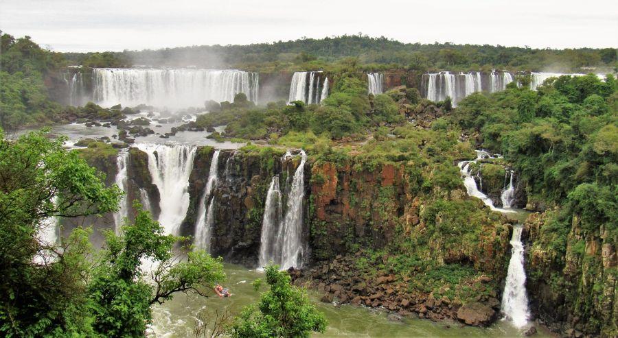 Cataratas Iguazu Vx1s