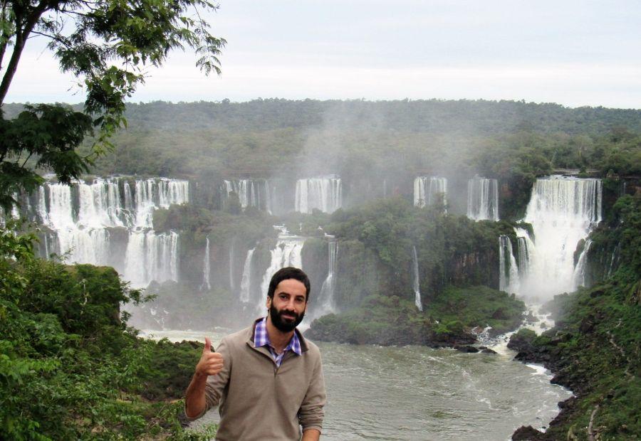 Juan Cataratas Iguazu