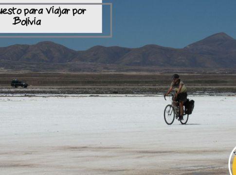 presupuesto para viajar a bolivia