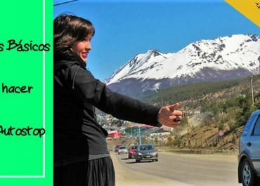 cómo hacer autostop - dedo, consejos básicos