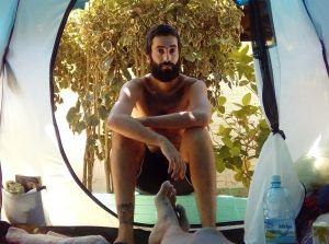 Juan en camping de Jericoacoara