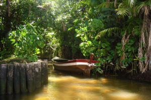 Camino al Parque Natural Lençóis Maranhenses