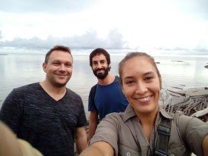 Guayana Francesa Europa en Sudamerica Juan Carol y Nico