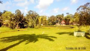 Jardin Botanico Guyana Viajando por un Sueño