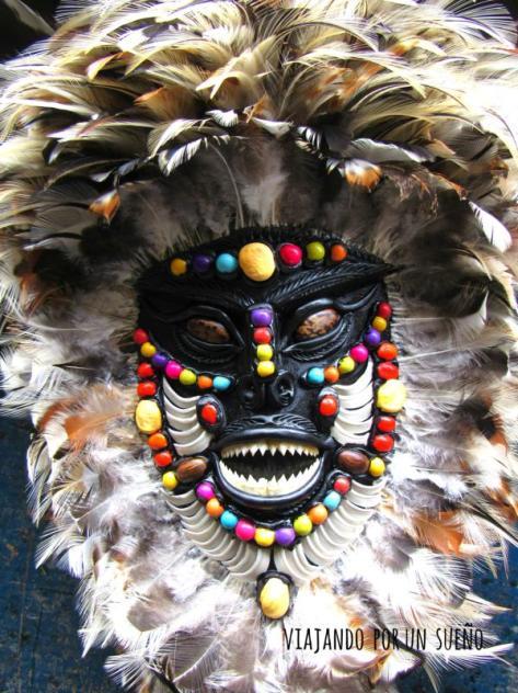 Mascara Selva Amazónica: El lado salvaje de la naturaleza.