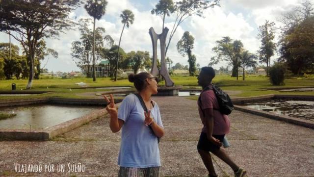 Monumento Presis Guyana