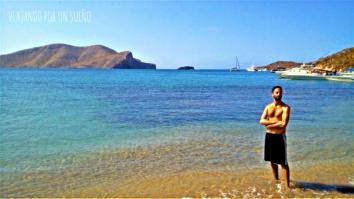 Caribe Venezolano Juan de viajando por un sueño. Mochima