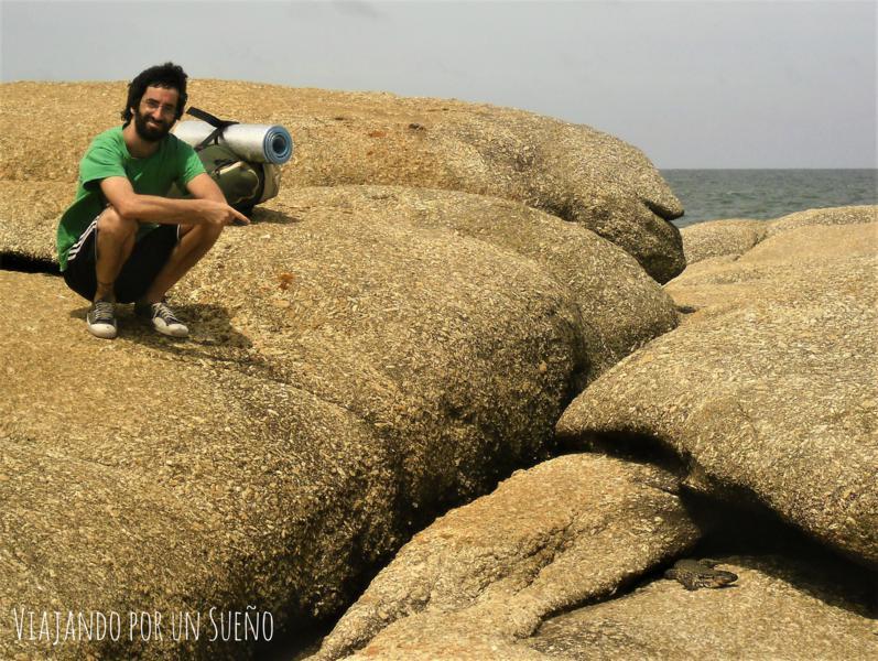 Uruguay Mate Dedo Playa