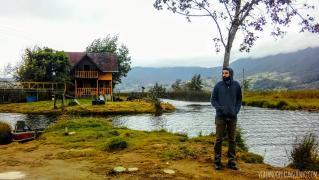 Juan Cocha Viajando por un sueño