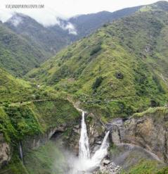 Baños amazonas de Ecuador, Vx1S cascada