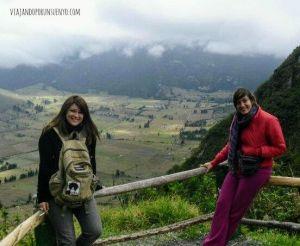 Pichincha viajando por un sueño Carol y Karla Quito