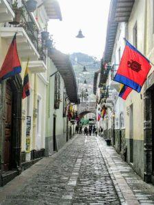 Quito historico viajando por un sueño