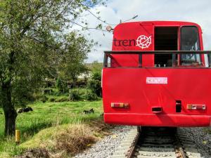 Tren ecuador quito viajando por un sueño