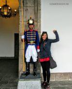 Viajando por un sueño Carol Quito, Ecuador