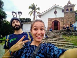 Viajando por un Sueño San Antonio, Cali, Colombia