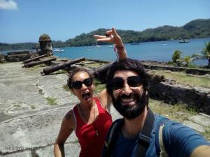 Viajando por un sueño en panamá puertobelo