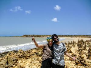 viajando por un sueño cabo de la vela guajira colombiana