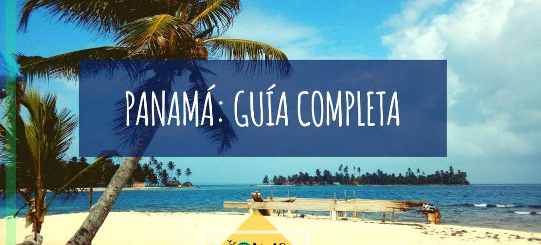 Portada Panamá guía