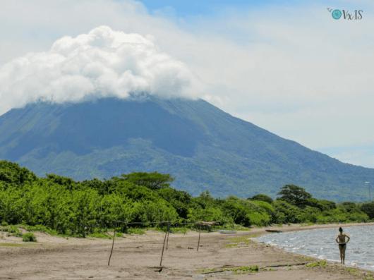 Volcán Maderas Ometepe Nicaragua Vx1s