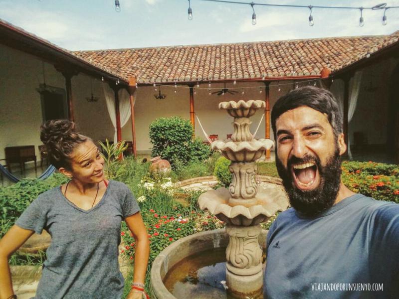 Carol y juan Granada