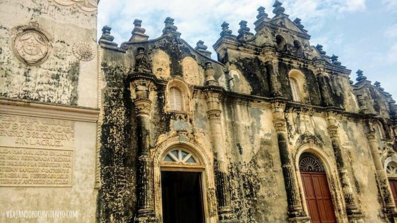 Granada vx1s Iglesia de la Merced