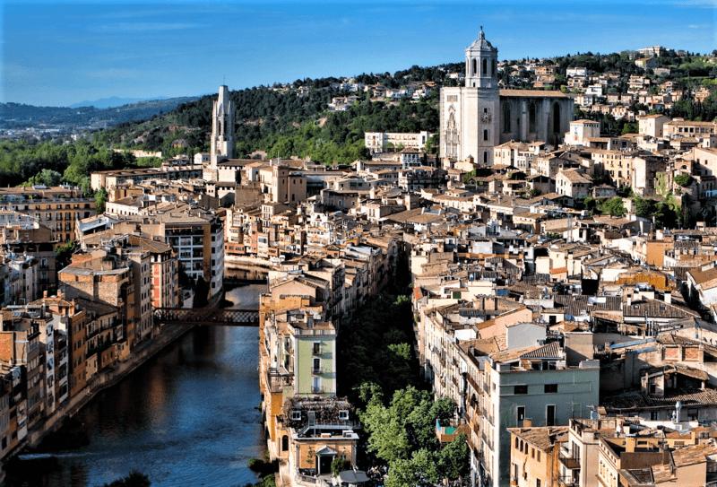viajando por un sueño Girona