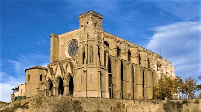viajando por un sueño La Colegiata Basílica de Santa María de la Aurora