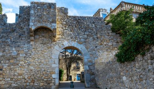 viajando por un sueño Sant Marti d Empuries