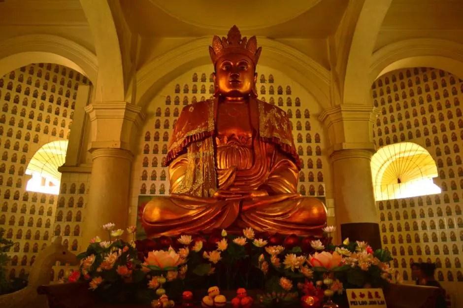 Vipassana: Cuando meditar no es lo tuyo
