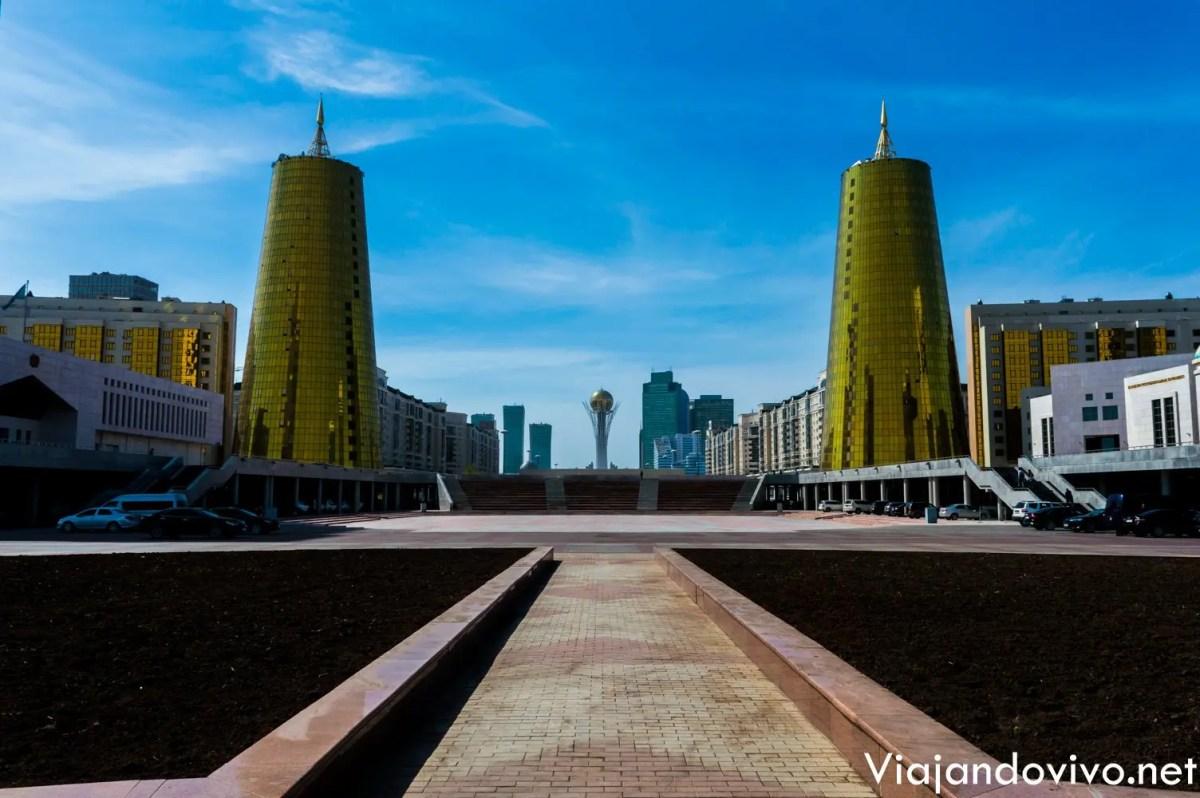 Astana: la capital más extraña del mundo