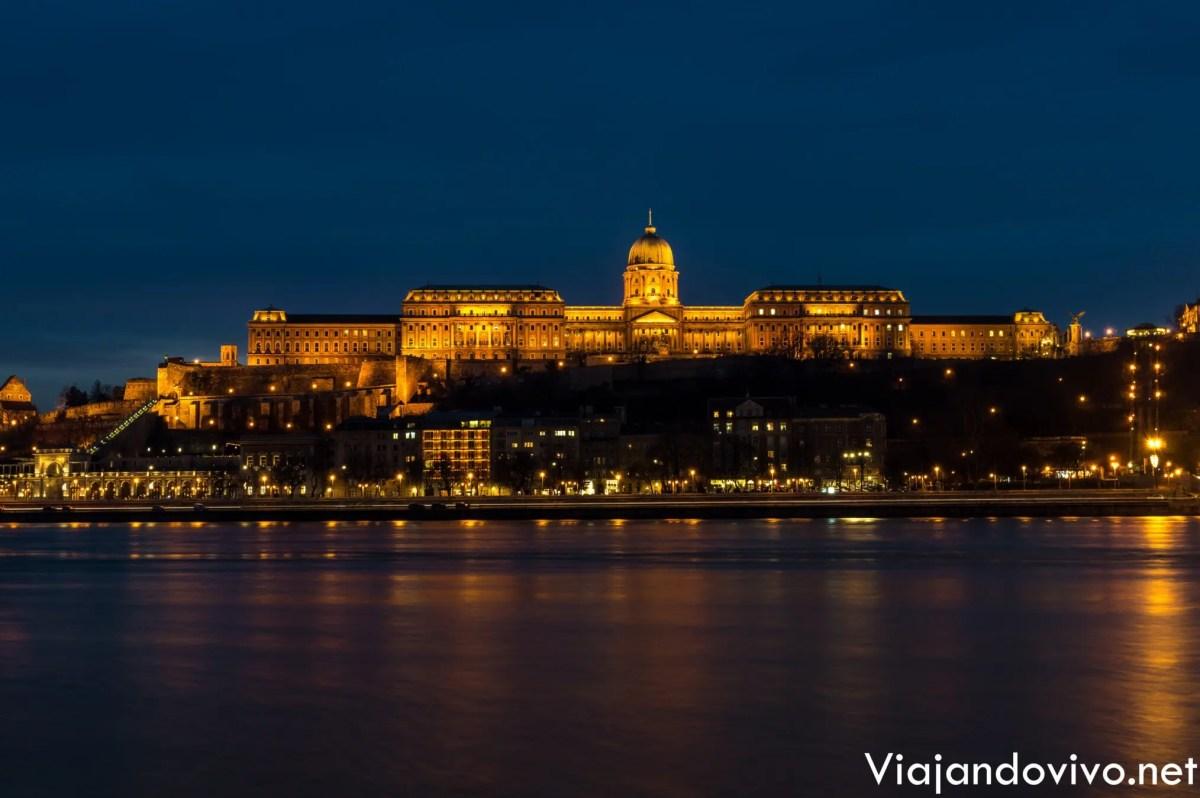 Guía e Itinerario para Budapest