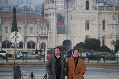 Gratos, amigos! Foto: Ivane Fávero