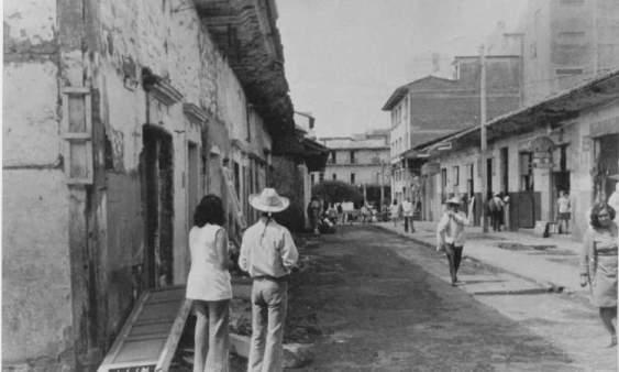 Mercado de Antojitos en Uruapan