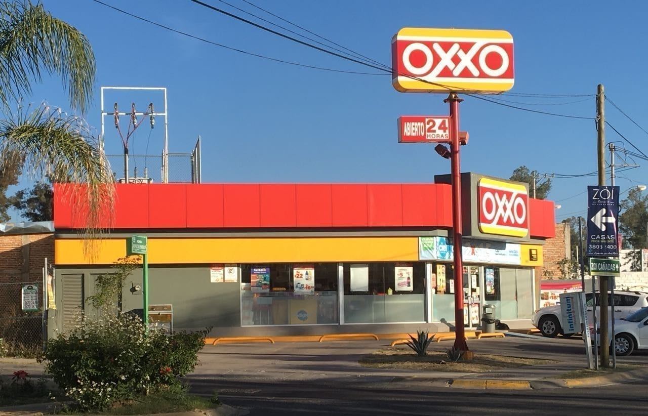 Una sucursal de Oxxo, una de las tiendas de conveniencia más conocidas en México