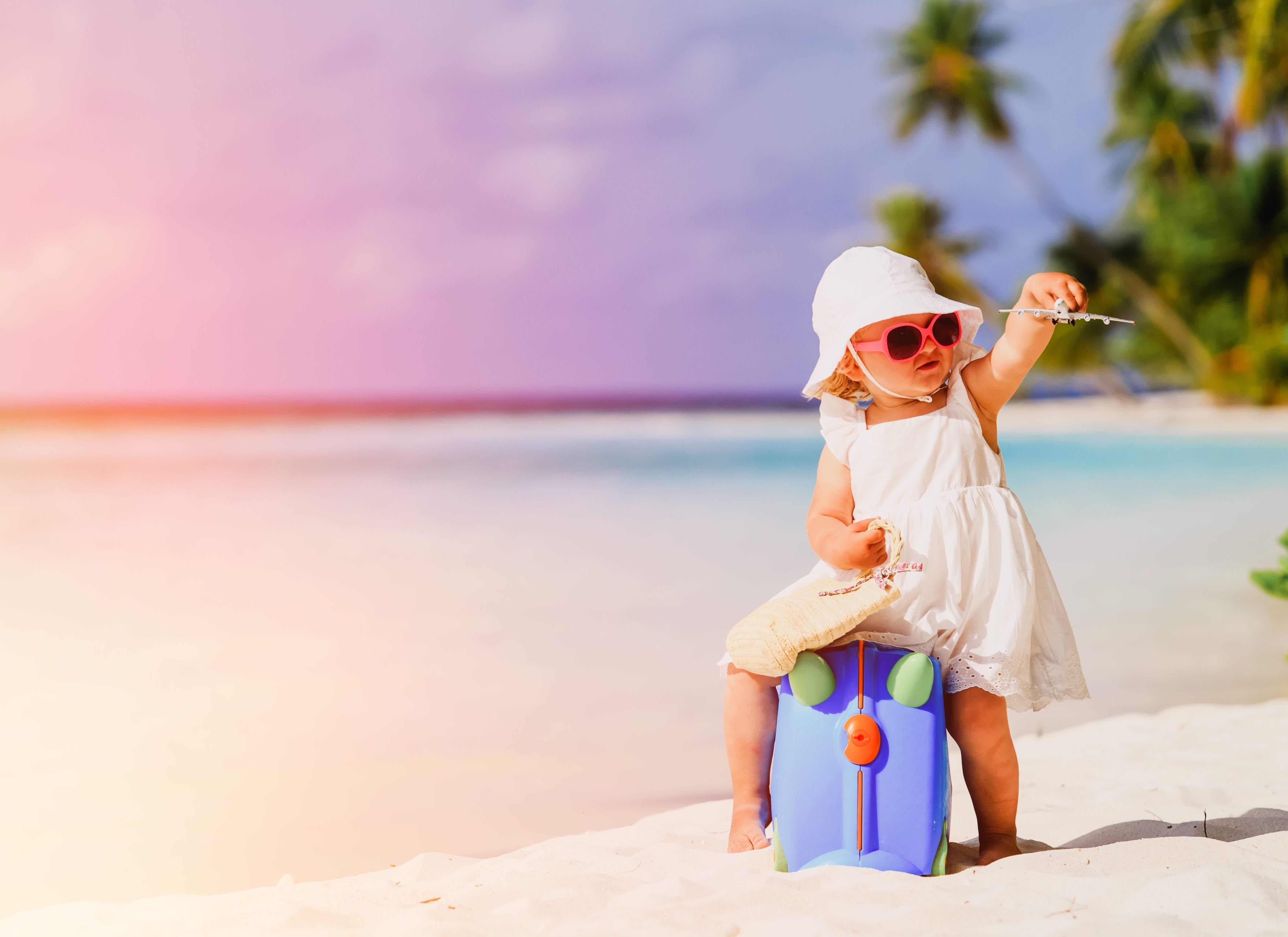 Viajar a Riviera Maya con niños