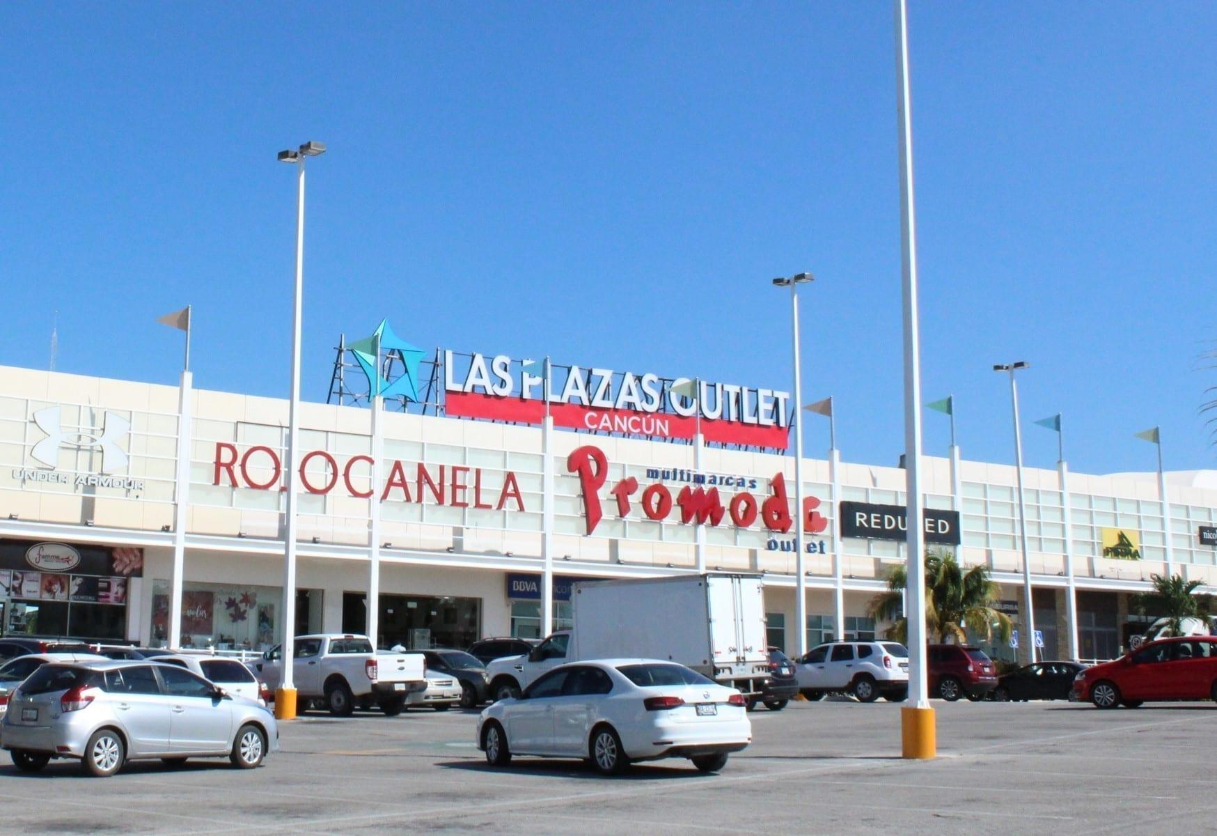 Visitar Las Plazas Outlet Cancún