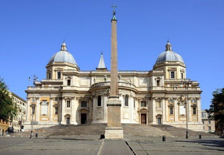 Viajar a Roma - Basílica de Santa Maria Maggiore de Roma