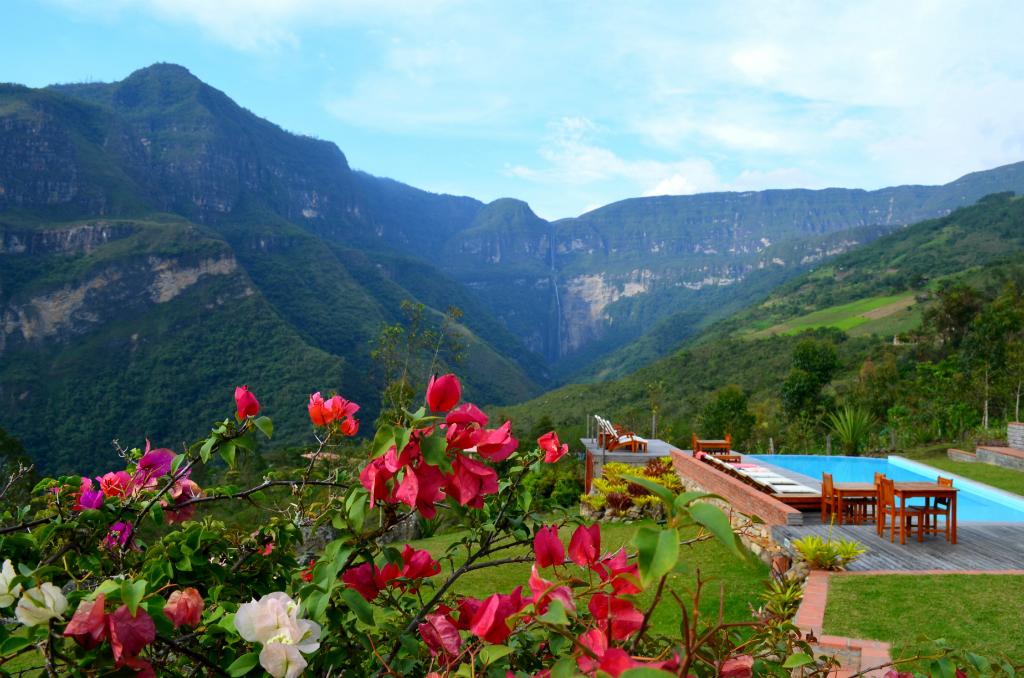 HOTEL GOCTA LODGE EN AMAZONAS CHACHAPOYAS PERU