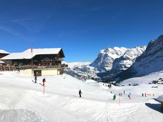 ski en suiza