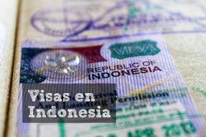 Visas en Indonesia
